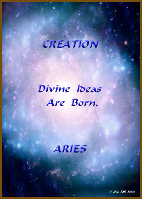 Divine Ideas Are Born